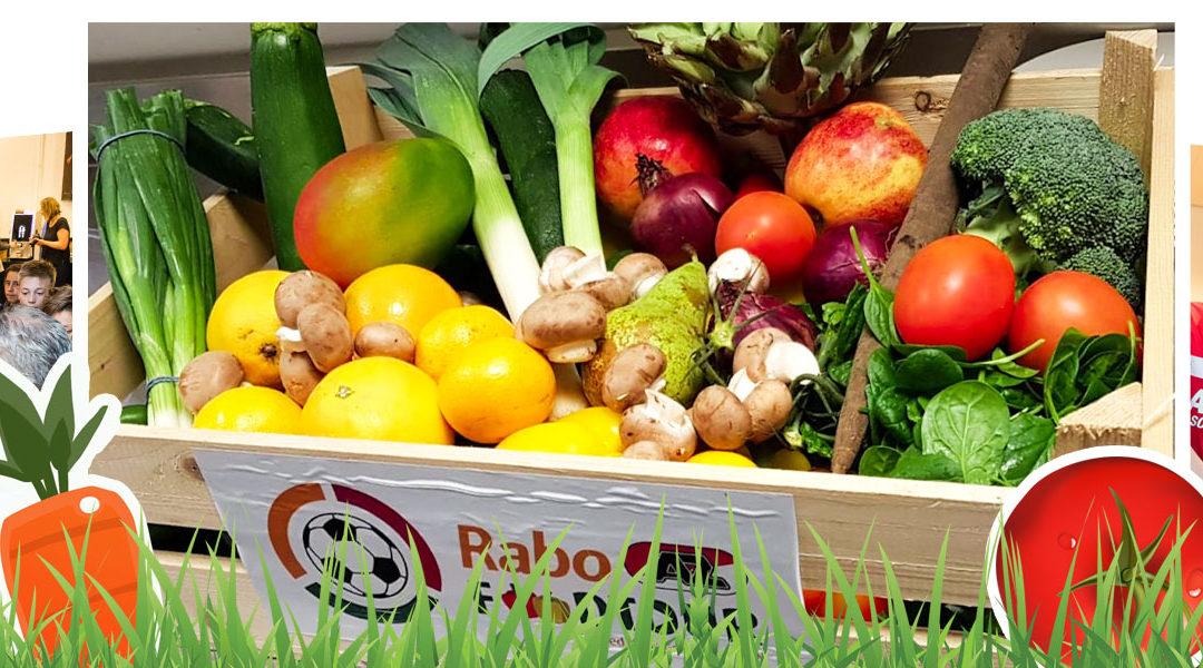 Schrijf je klas in voor de Rabo AZ Foodtour!